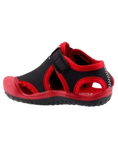 Ayakland Kids Aqua Erkek Çocuk Sandalet Panduf Ayakkabı Siyah